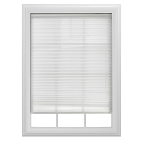 Bali Blinds Pleated Shade Cordless, 39×72″, White
