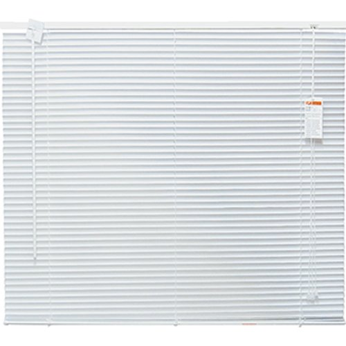 Lotus & Windoware 1-Inch PVC Miniblind, 46 by 48-Inch, White