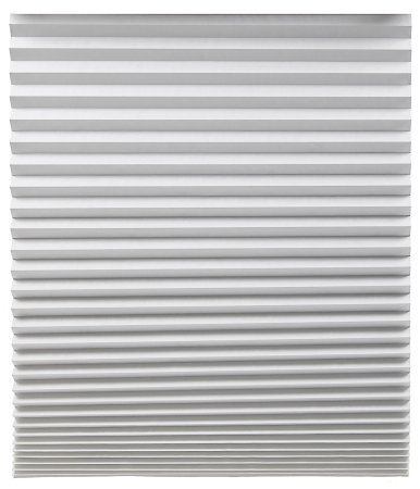 Redi Shade 3684227 Filtering Fabric Pleated Window Shade Size: 72″ H x 48″ W