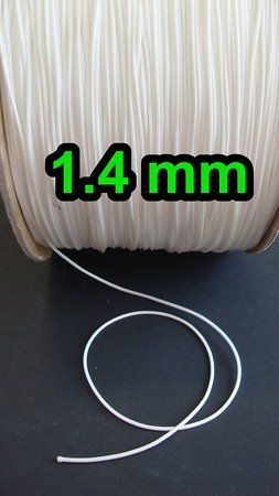 Roll of 100 Yards Shade Cord (Or Lift Cord) 1.4 Mm