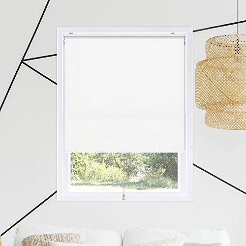 Chicology Snap-N'-Glide Cordless Roller Shades